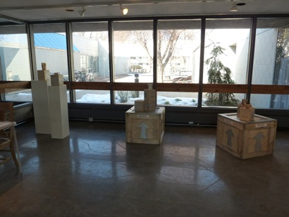 on display in Glassbox Gallery, CSU Fort Collins, CO